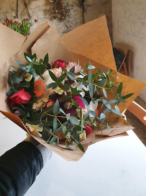 Seasonal Valentines Bouquet -Small