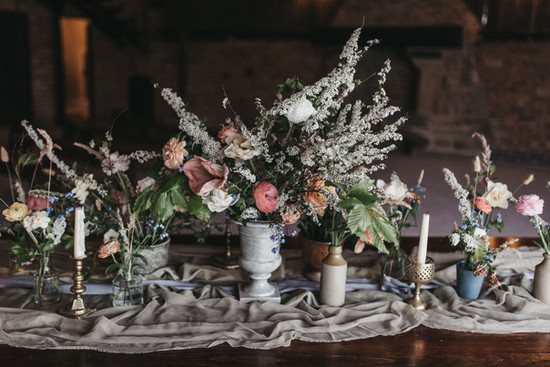 Table Scape at Willow Marsh