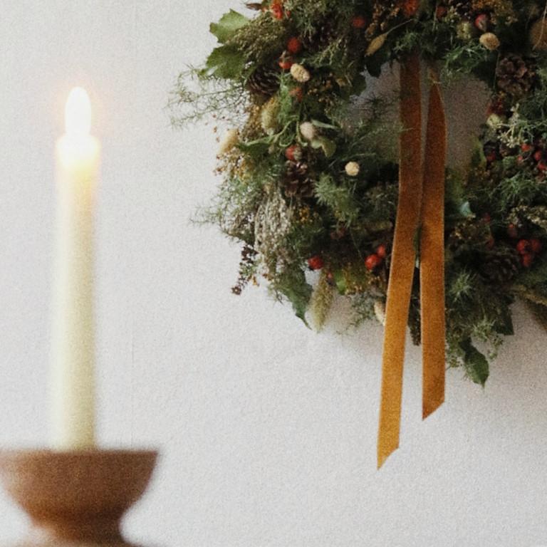 Winter Wreath Making - Sunday 5th Dec - £65
