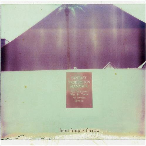 Leon Francis Farrow - Leon Francis Farrow (CD)