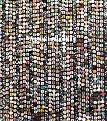 Multicoloured Sequins