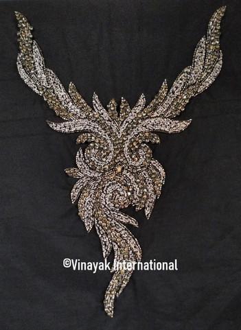 Handmade Contemporary Neckline