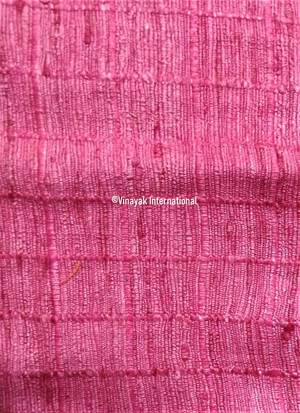 Royal Pink silk fabric