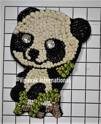 Cute Panda Motif