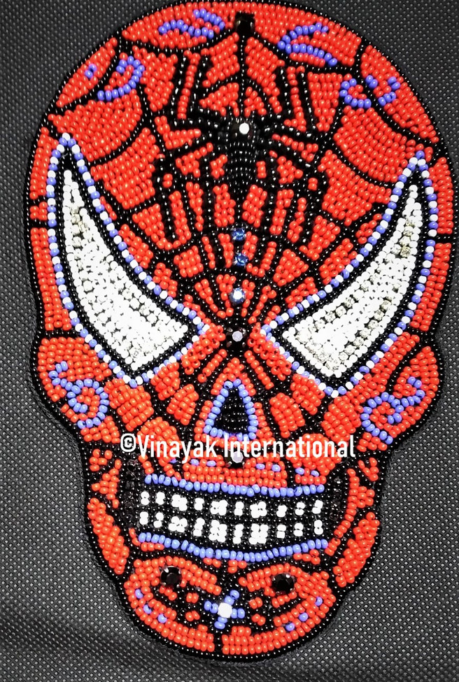 Contemporary Spider-Man Motif