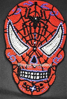 Contemporary Spider-Man Motif