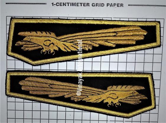 Golden Eagle Motif
