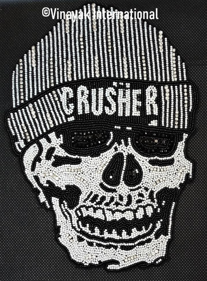 Skull Crusher Motif
