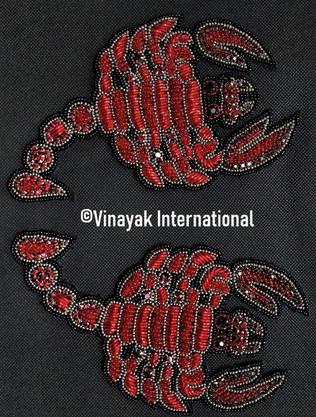 Paired Scorpion Motif