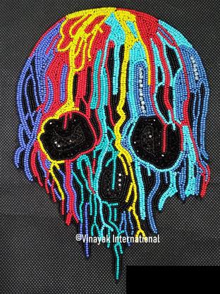 Multicolour Skull