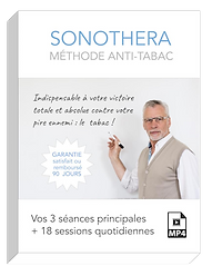 Méthode SONOTHERA Anti-Tabac