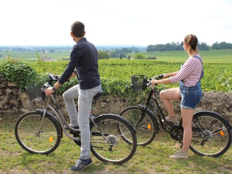 Comment explorer les vignobles en roue libre !