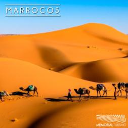 Marrocos: país que sai do universo do cinema e se materializa diante de nossos sentidos.