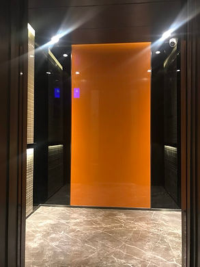 Honggao project hilton elevator,Beijing