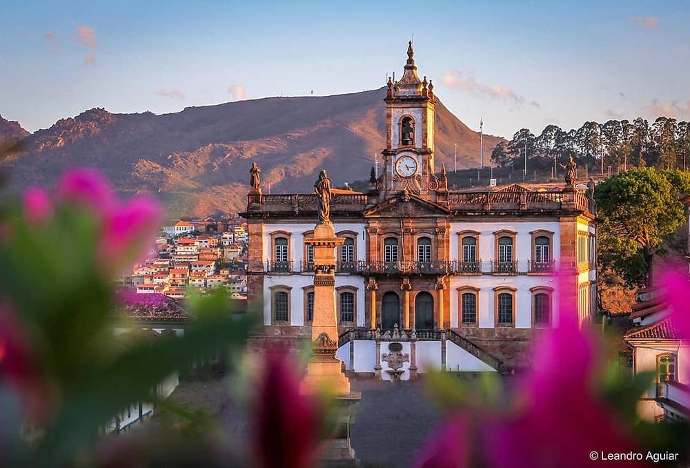 Museu da Inconfidência é um museu histórico e artístico que ocupa a antiga Casa de Câmara e Cadeia de Vila Rica e mais quatro prédios auxiliares na cidade de Ouro Preto, no estado de Minas Gerais.