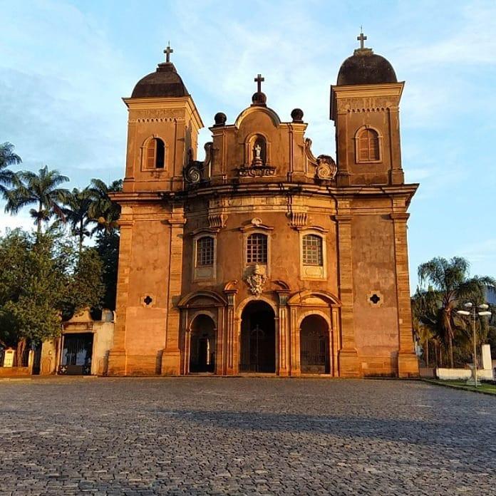 Basílica de São Pedro dos Clérigos - Mariana