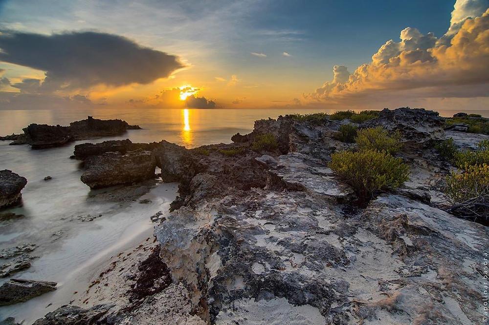 Por do Sol em Isla Mujeres