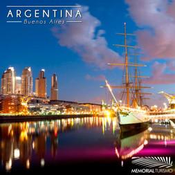 Viaje para Argentina, cultura inspirada nas grandes sociedades europeias
