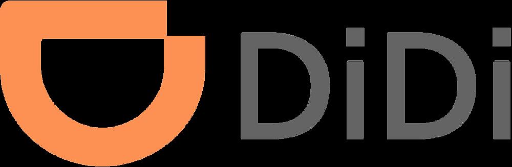 Logotipo do aplicativo de transporte Didi