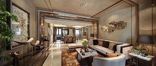 Residence nine model room,Shenzhen, Kinn