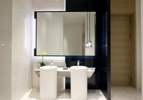 beijing intercontinential hotel restroom