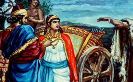 Jezebel & Ahab -- Profile of the Antichrist