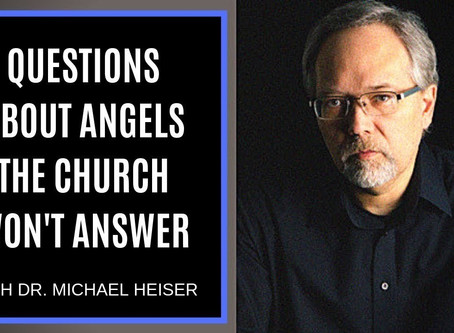 Questions About Angels the Church Won't Answer (2019) | Dr Michael Heiser