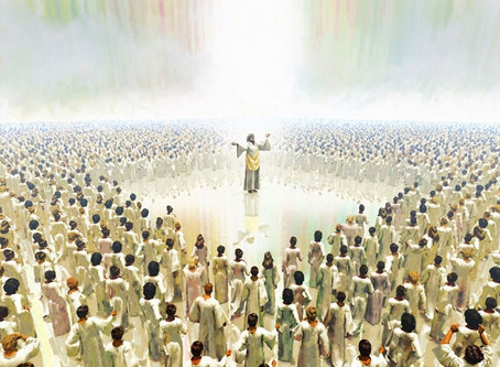 Could There Be Another Interpretation of the 144,000 In The Book Of Revelation?