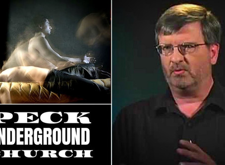 AMAZING! EXACT Moment of AFTERLIFE from ATHEIST Who DIED! Bryan Melvin | Peck Underground Church