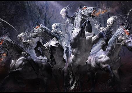 Say Hello to the Horsemen