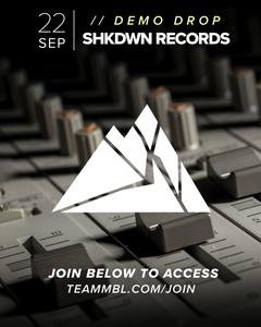 SHKDWN Recordings Demo Drop