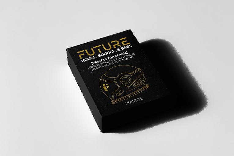Future House Soundbank for Serum