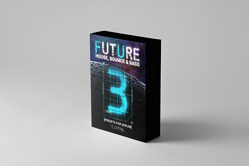 Future Vol.3 Preset SoundBank for Serum
