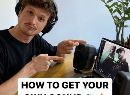 How To Get Your Own Sound As A Music Producer