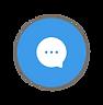 Chatting Vector Icon