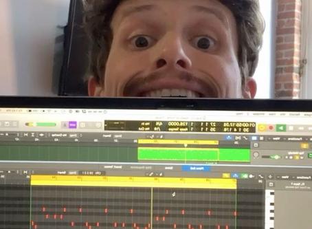 How I Produce a Track