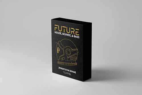 Future Vol.1 Preset SoundBank for Serum