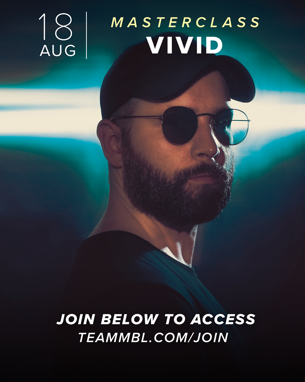 DJ VIVID Masterclass - How to Book Shows as a DJ