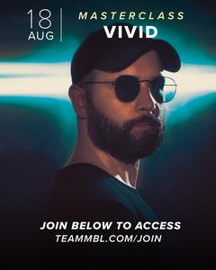 DJ VIVID Masterclass - How to Book Shows as a DJ