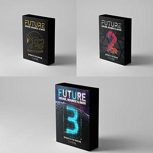 Serum Future House Sounds
