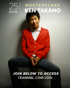 Ken Takano Production Masterclass