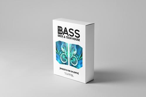 Bass, Deep and Tech House Preset SoundBank