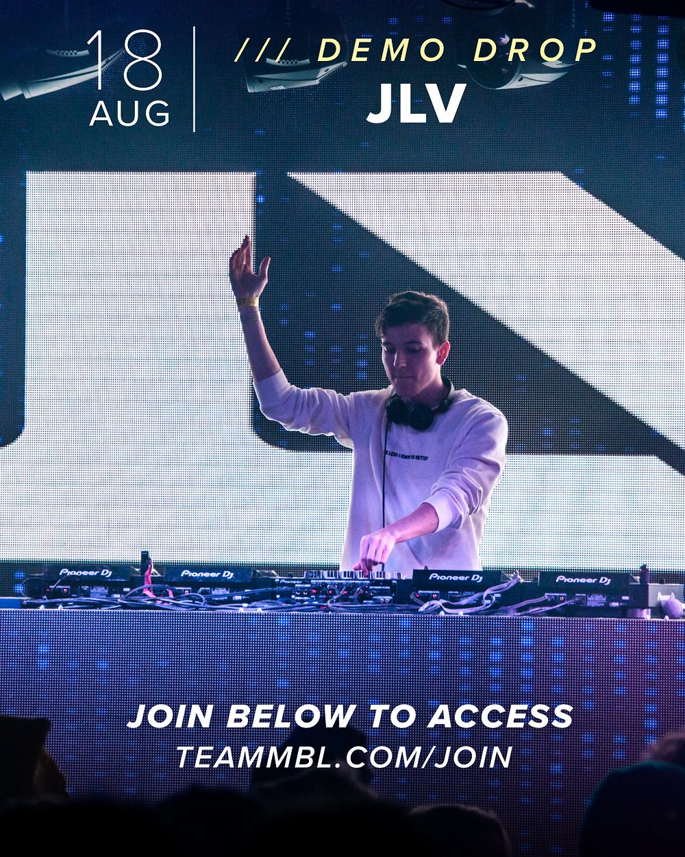 JLV (Hexagon) Demo Drop