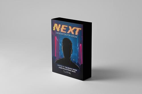 Next Generation Vol.1 Preset SoundBank for Serum
