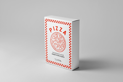 Pizza Preset SoundBank for Sylenth