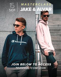 Jake & Alvar Masterclass - Production
