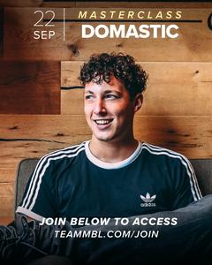 Domastic Masterclass - Production