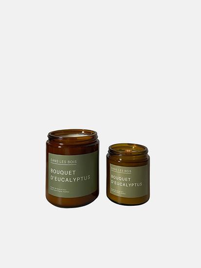 Chandelle Bouquet d'Eucalyptus