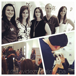 Everyone had a great time at Our Botox, Blowouts & Bubbly event toni