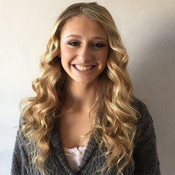 Beautiful Client For WHHS Junior Formal. Highlights and Curls by Ind